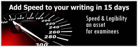 Speed Writing class